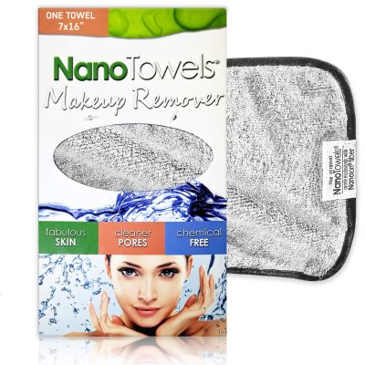 Nano Towels makeup remover cloth